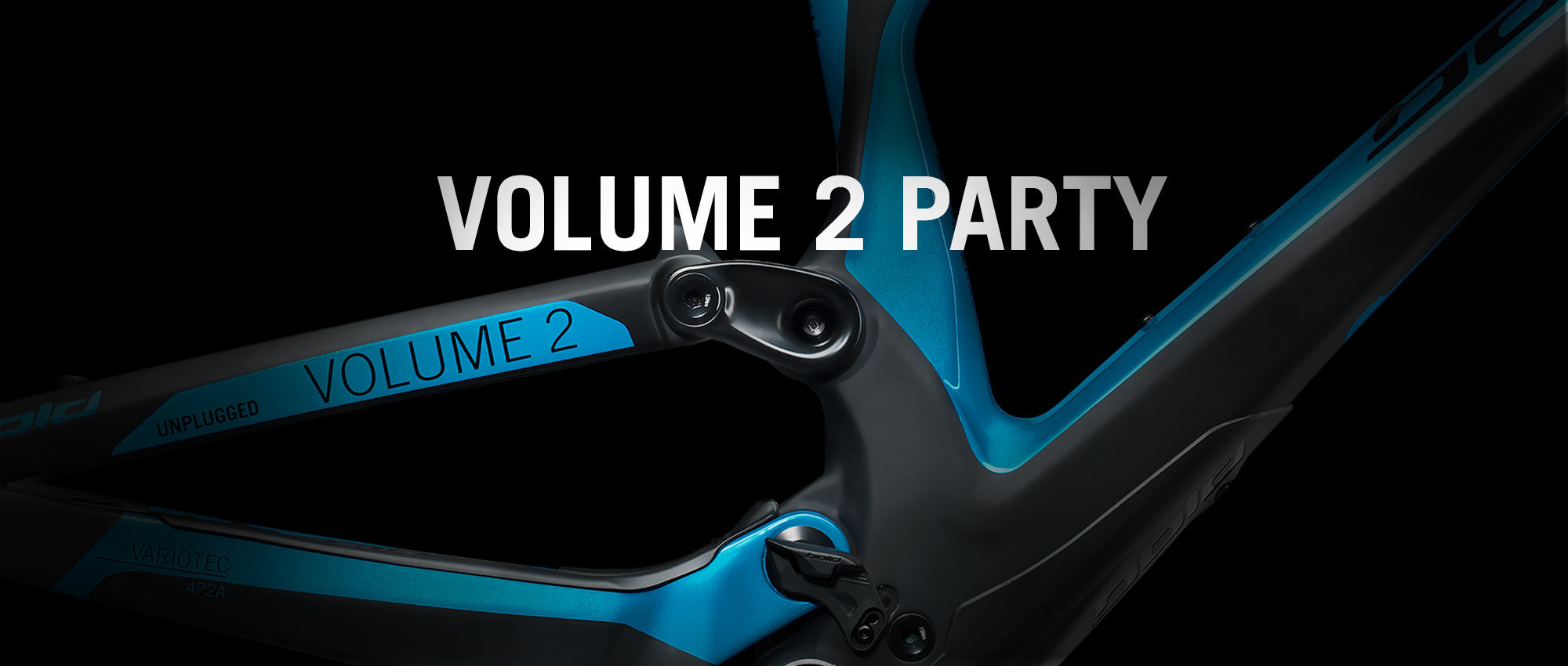Bold Volume 2 Party